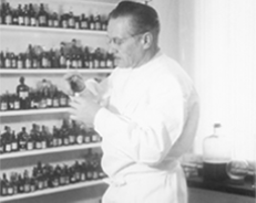1969: Zeel® becomes the first homeopathically manufactured arthrosis medicine available
