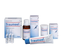1989: Clinical study demonstrates efficacy of Traumeel®