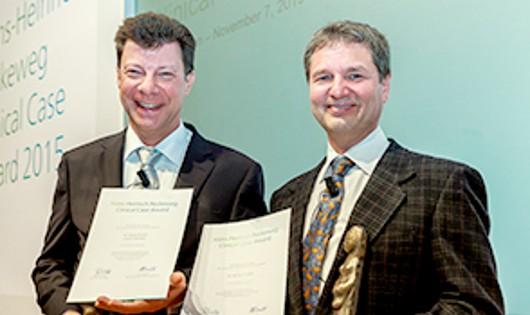 Hans-Heinrich Reckeweg Clinical Case Award Winners 2015