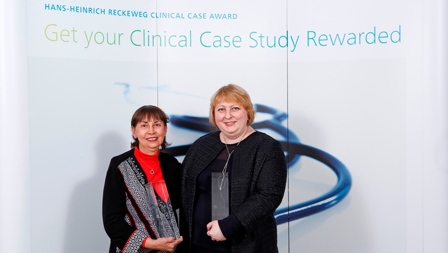 Hans-Heinrich Reckeweg Clinical Case Award 2017