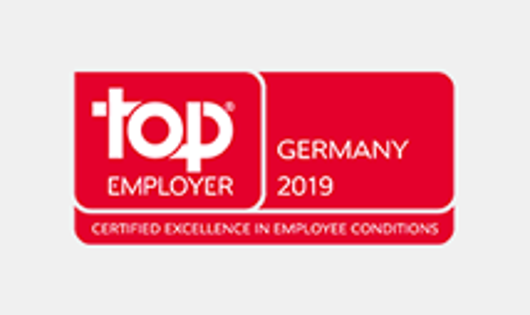 Top Employer Germany 2019