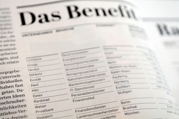 Heel's Benefit Programs for Employees are among the Best of German Companies